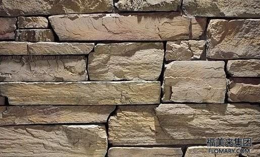 两大类。天然文化石从材质上可分为沉积砂岩和硬质板岩。人造文化石也是以天然文化石的材质为母体,以无机材料铸制而成。目前,市场上常见的有:板岩、锈板、蘑菇石、彩石砖。    如今生活水品的提高,大家对人造文化石的使用也越来越多,不仅很多别墅使用人造文化石,家装中也不少人开始使用人造文化石,如电视背景墙,文化墙等,那么墙面人造文化石施工流程(图)是怎样的?